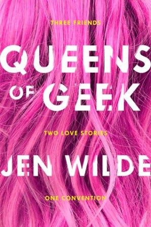 4,75/5 Un roman tout doux et drôle qui soulève de nombreux sujets extrêmement importants et justes! Une ôde à aux geeks et au fandom qui donne le sourire!